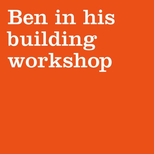 architecture design construction build Angus Scotland Ben Scrimgeour Building Workshop