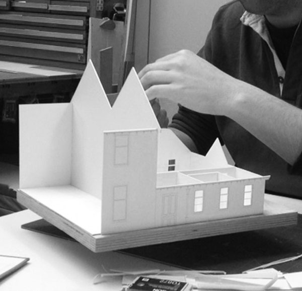 Ben Scrimgeour Building Workshop PSYBT supported architecture practice Angus Scotland