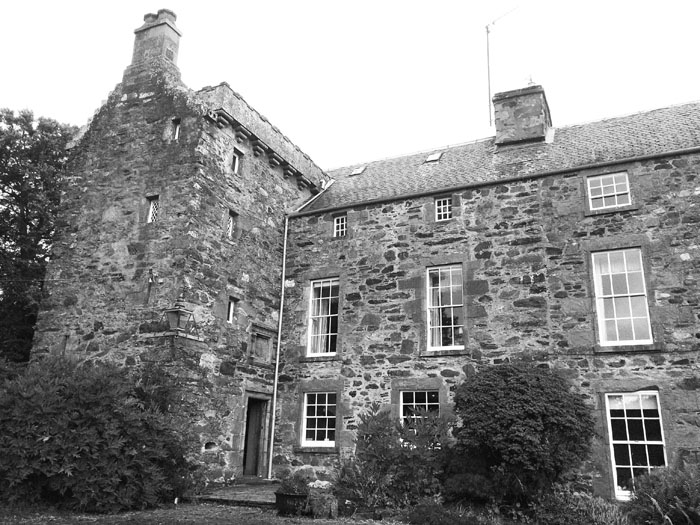 Scottish Architect Architecture Scottish castle listed building restoration historic scotland angus perthshire