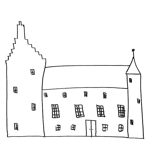 Scottish Architect Architecture Scottish castle listed building restoration historic scotland angus perthshire