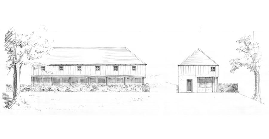 Ben Scrimgeour Building Workshop architect Alyth Perthshire Angus
