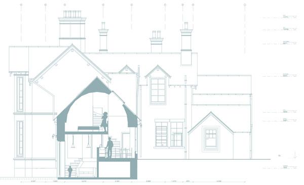 architecture Kirriemuir Dundee Angus Forfar Blairgowrie Perthshire