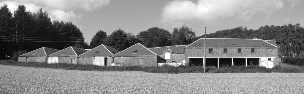 ben scrimgeour building workshop architect angus perthshire rural