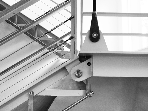 stair design stair components architect staircase building workshop angus perthshire architecture