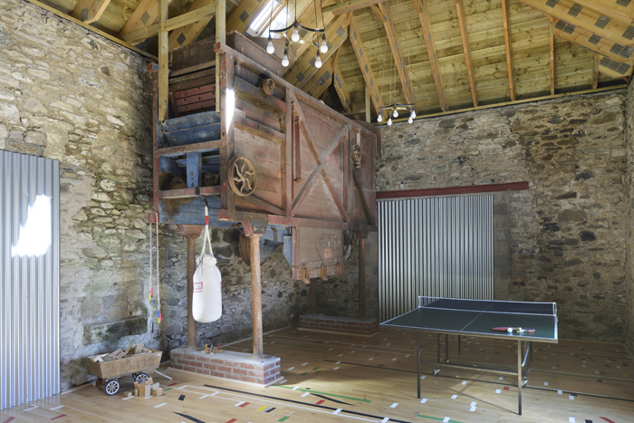 Burmieston Farm Ben Scrimgeour Building Workshop Scottish Architect Architecture Perthshire Angus Dundee Scotland Lintrathen RIBA RIAS steading project