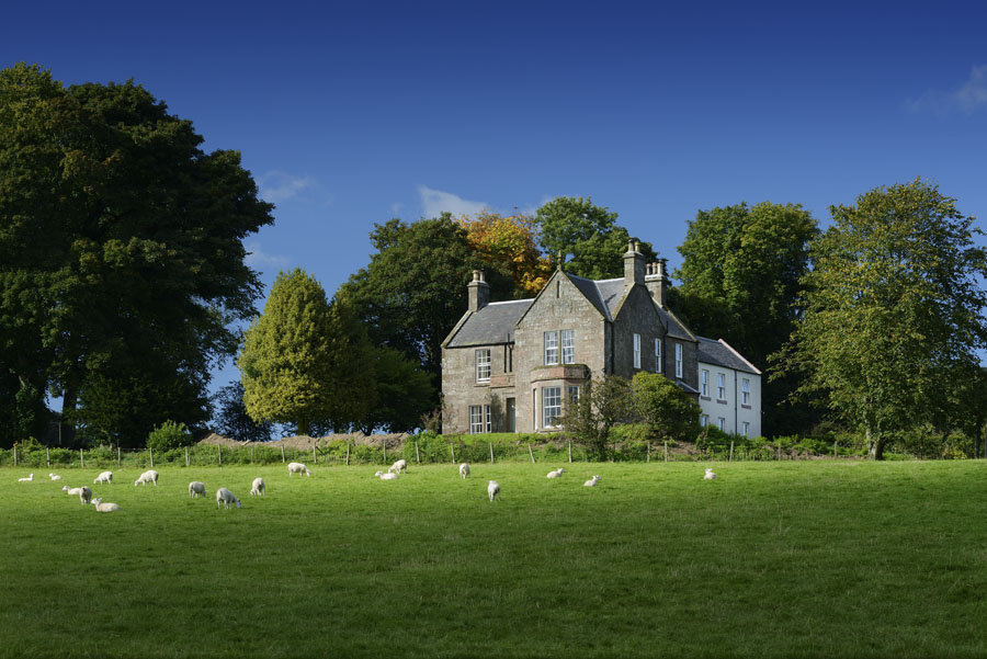 East Tullyfergus house restoration renovation extension