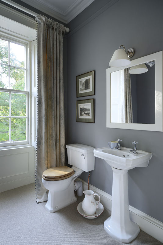 bathroom country living perthshire